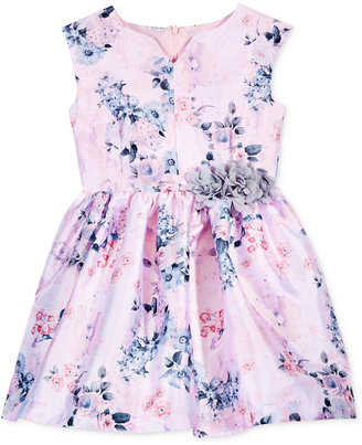 Marmellata Floral-Print Dress, Toddler & Little Girls (2T-6X) $74 thestylecure.com