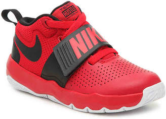 Nike Team Hustle D8 Toddler & Youth Basketball Shoe - Boy's