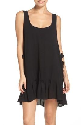 Women's Elan Side Tie Cover-Up Dress $48 thestylecure.com