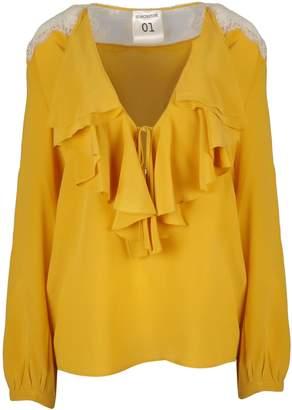 Semi-Couture Semicouture Ruffled Blouse