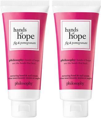 philosophy hands of hope duo