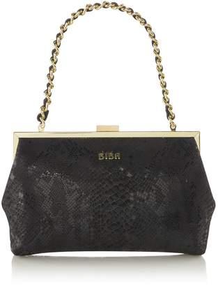 Biba Lottie frame clutch bag