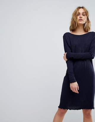 562adb8ce3 Vero Moda Sweater Dress With V Back