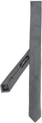 Dolce & Gabbana geometric jacquard tie