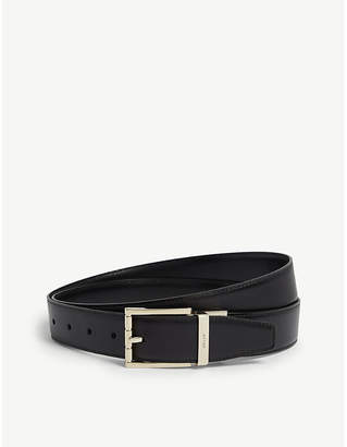 Bally Astor leather belt