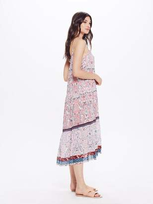 Mother XiRENA Ruby Paisley Dress Pink Reef