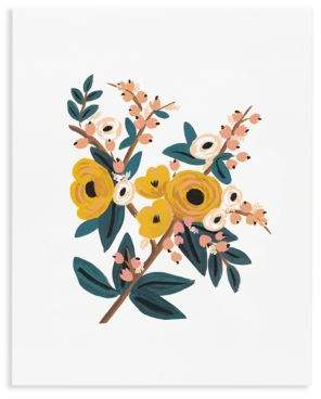 Rifle Paper Co. Mari Gold Botanical Art Print