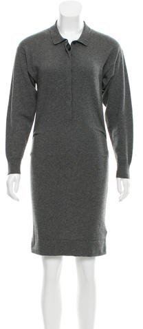 Burberry Burberry Brit Cashmere-Blend Sweater Dress w/ Tags