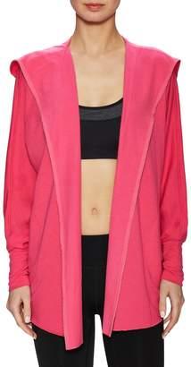 Nanette Lepore Women's Embellished Trim Hooded Sweatshirt