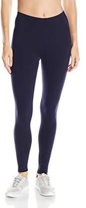 Danskin Women's Classic Supplex Body Fit Ankle Legging
