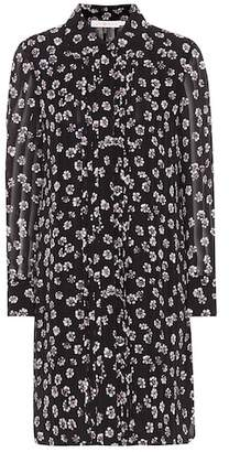 Tory Burch Avery floral-printed silk dress
