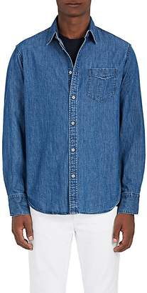 Rag & Bone Men's Fit 3 Cotton Denim Shirt