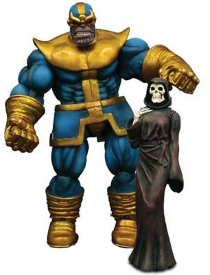 Marvel® Select Thanos Action Figure