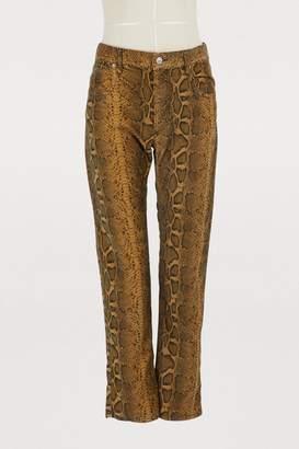 Etoile Isabel Marant Aliff cotton pants