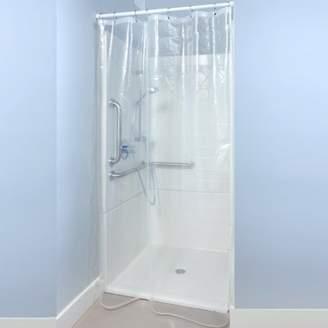 Stall SlipX Solutions 54 In X 78 Super Heavy Duty PEVA Shower Liner