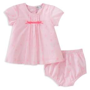 Absorba Girls' Floral Dress & Bloomers Set - Baby
