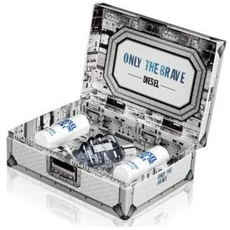 Diesel Only The Brave Eau De Toilette Gift Set for Men