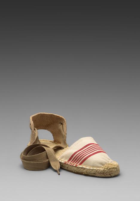 Soludos Stripe Sandal