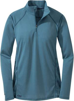 Outdoor Research Essence Zip T-Shirt - Women's