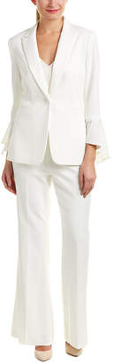 Tahari by Arthur S. Levine Tahari Asl 2Pc Jacket & Pant Set