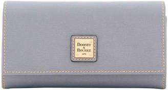 Dooney & Bourke Saffiano Framed Continental Wallet