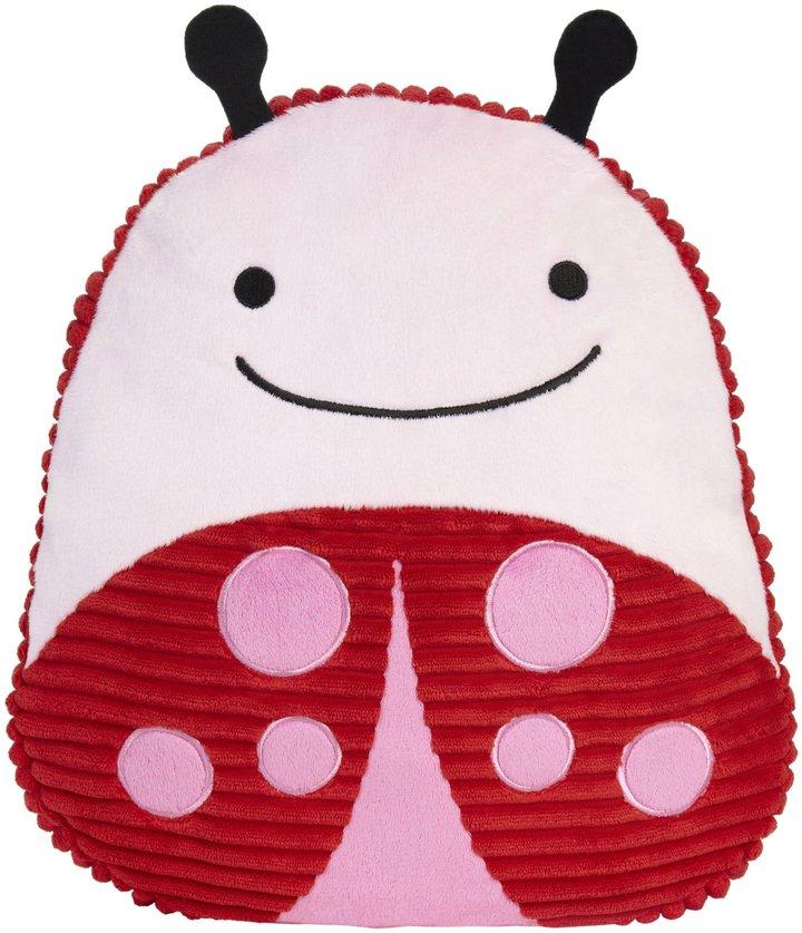 Skip Hop Zoo Throw Pillow - Ladybug