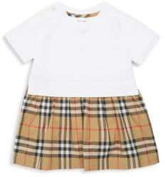 Burberry Baby Girl's Ruby Cotton Dress