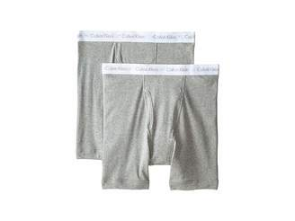Calvin Klein Underwear Big Tall 2-Pack Boxer Brief