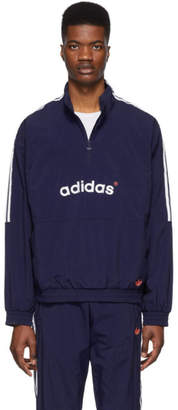 adidas Navy Archive Track Jacket
