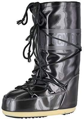 Tecnica Women's Moon Boot Vinyl Met Boot 44 B (M)
