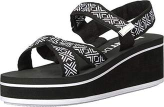 Rocket Dog Women's Codes Coast Fabric Wedge Sandal