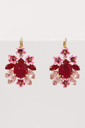 Dolce & Gabbana Flowers earrings