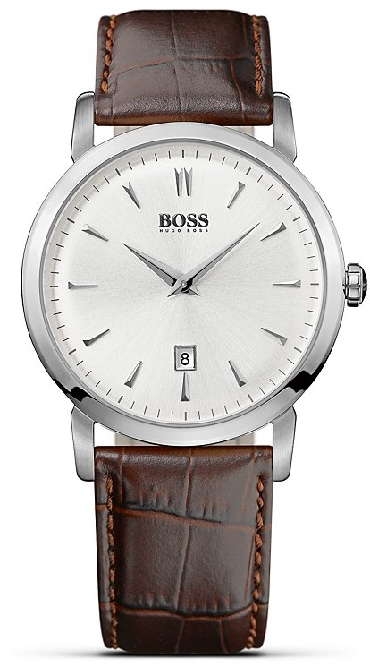 HUGO BOSS Ultra-Slim Black Quartz Classic Watch, 40mm