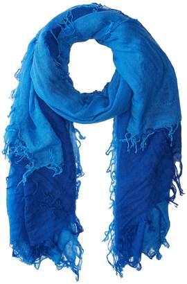 Chan Luu Shadow Dye Cashmere and Silk Scarf Scarves