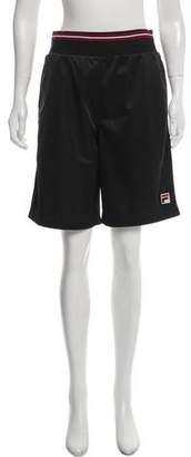 Fila Knee-Length Athletic Shorts