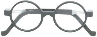 Va Va Vava round shaped glasses
