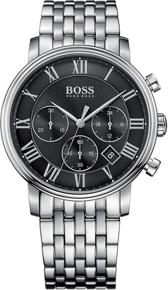 HUGO BOSS 1513323 elevated classic watch $345 thestylecure.com