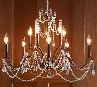 Pottery Barn Marlie Chandelier