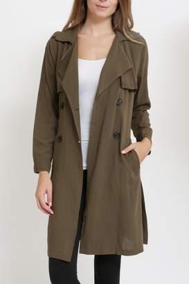 CALS Trench Coat