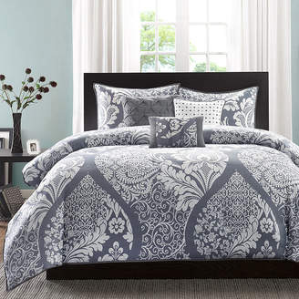 JCPenney Madison Park Marcella Contemporary 6-pc. Duvet Cover Set