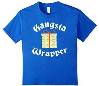 Gangsta Wrapper T-Shirt - Hund Dollar Bills Y'all