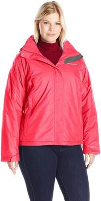 Columbia Women's Plus-Size Gotcha Groovin Jacket