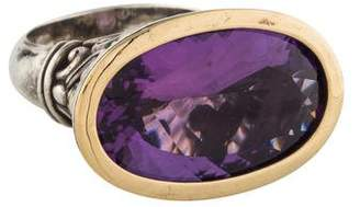 John Hardy Amethyst Jaisalmer Cocktail Ring