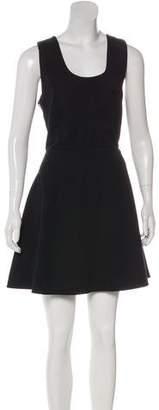 Robert Rodriguez Sleeveless A-Line Dress
