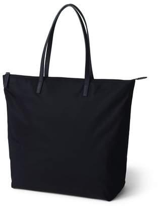Lands' End Black Tote Bag