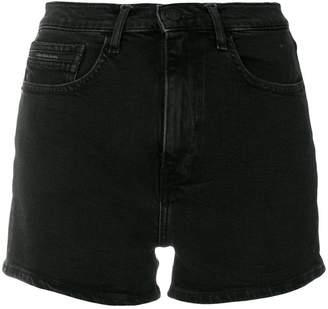 CK Calvin Klein fitted denim shorts