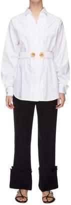 CHRISTOPHER ESBER Classic Button-Down Shirt
