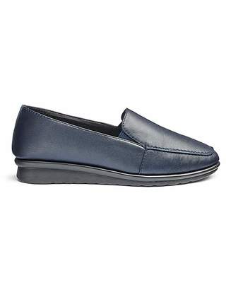Cushion Walk Leather Shoes EEE Fit