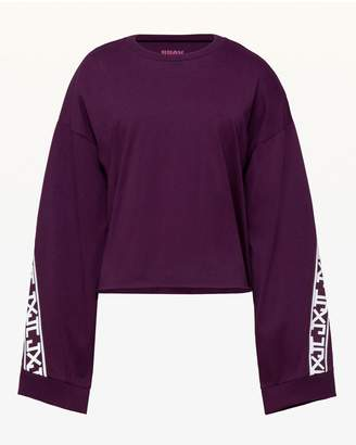 Juicy Couture JXJC Logo Tape Long Sleeve Top