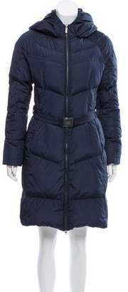 ADD Hooded Puffer Coat